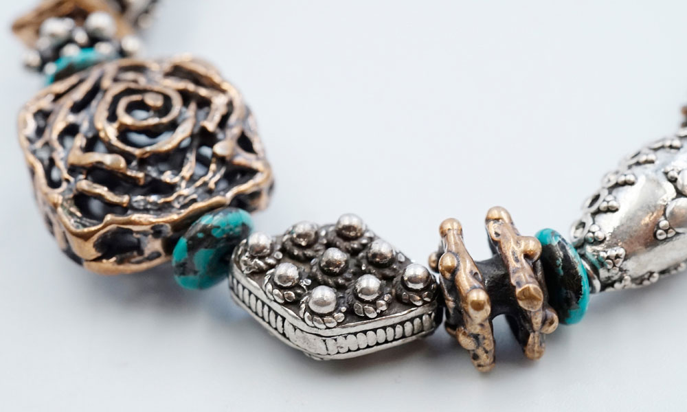 Colors Of The Stone - To Bead True Blue - Tucson Artisan Workshops